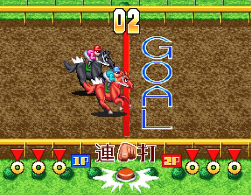 Neo Geo horse racing title Stakes Winner returns on PS4, Xbox One and Switch screenshot