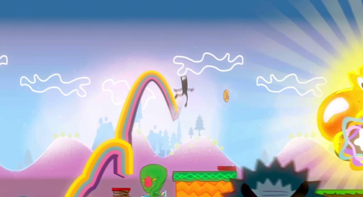 Review: Runner3 screenshot