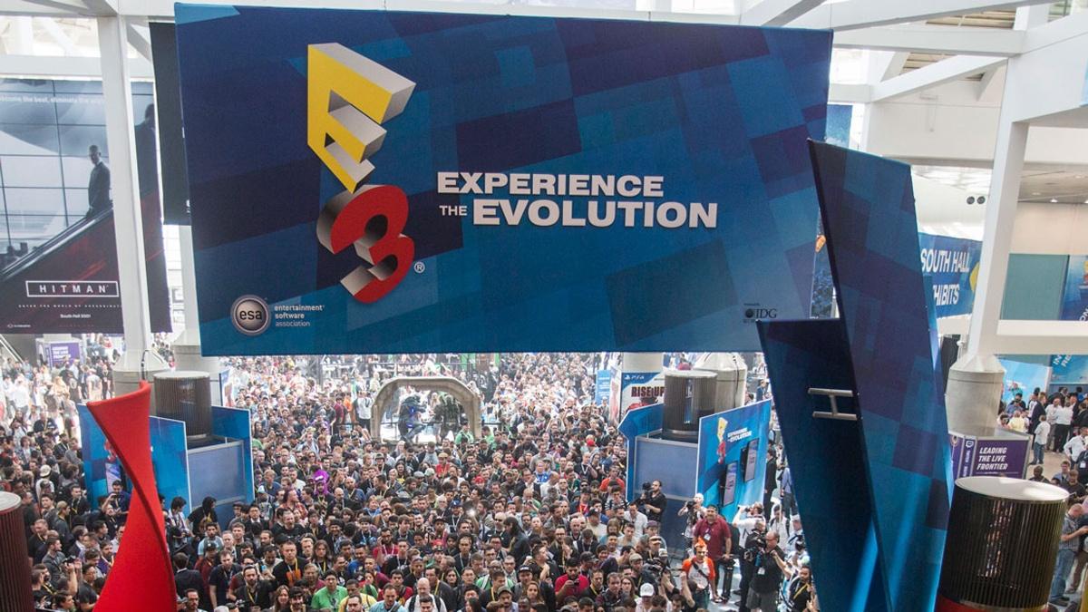 E3 2018 press conference and stream schedule screenshot