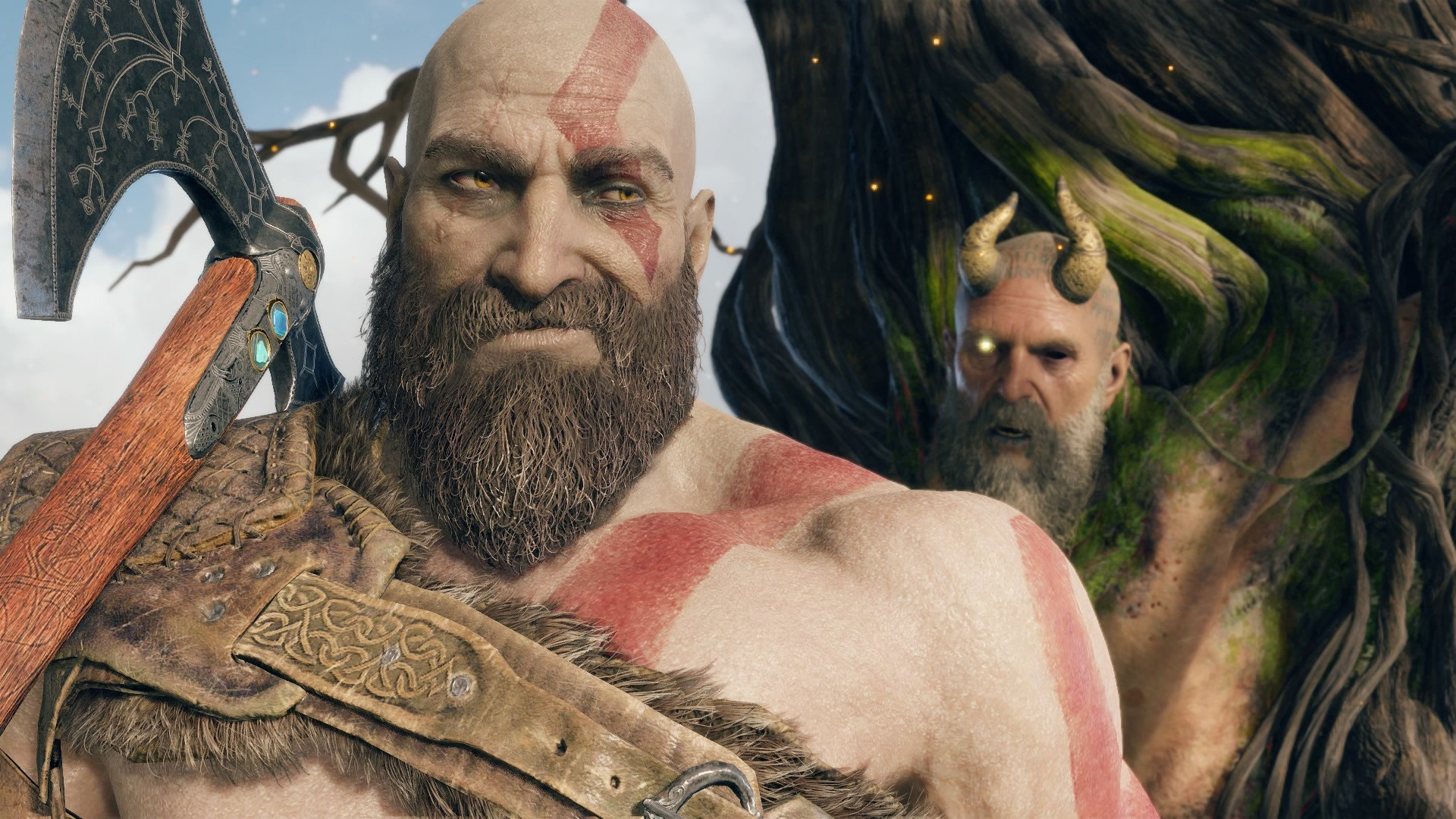 God of War PS4 is getting a photo mode today screenshot