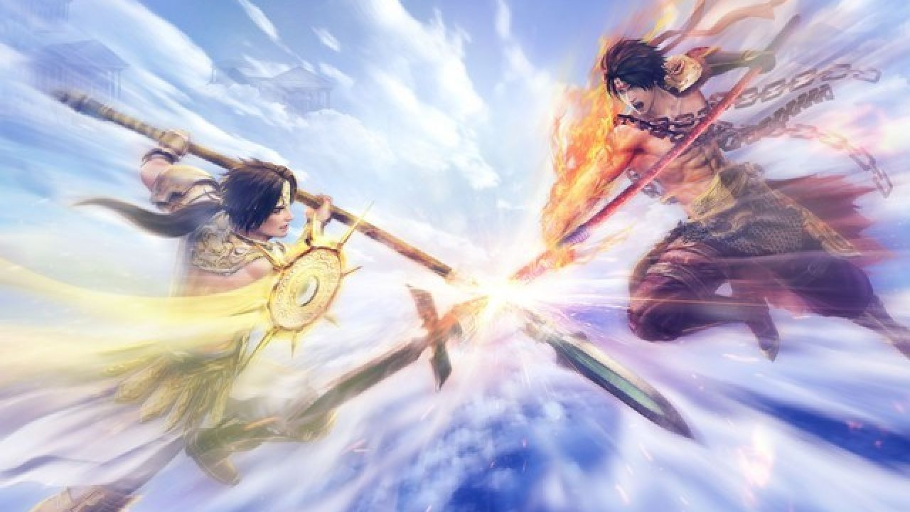 Warriors Orochi 4 won't be featuring any guest characters screenshot