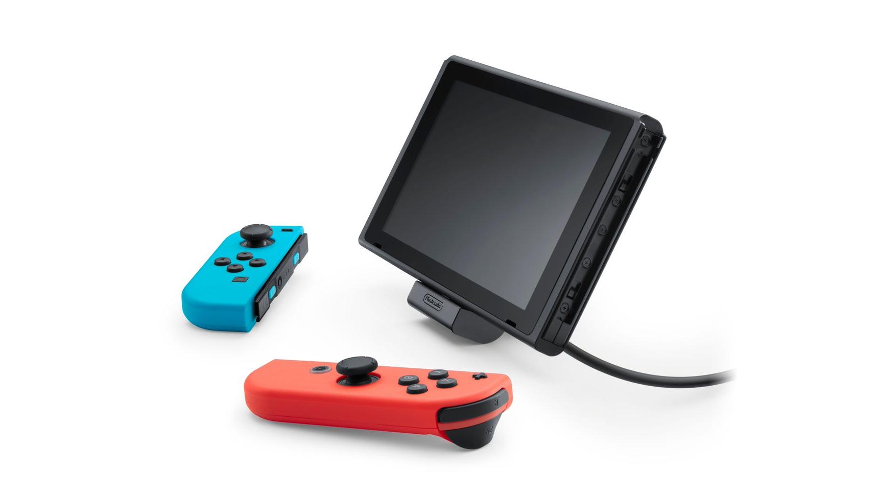 Nintendo is releasing a little adjustable Switch stand screenshot