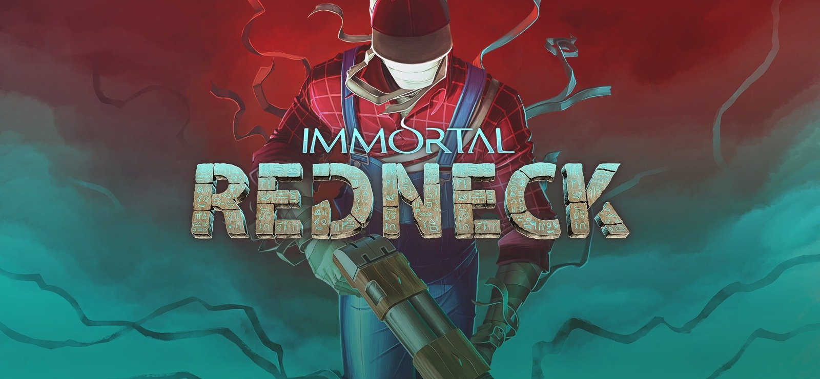 Immortal Redneck is now available on Switch screenshot