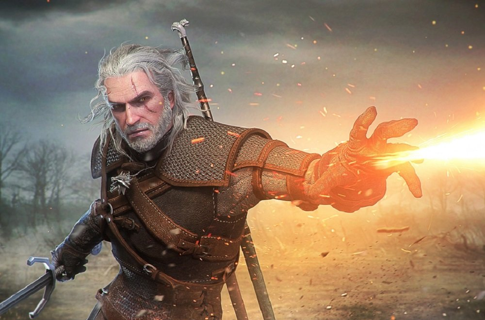 The Witcher TV series includes writers from Jessica Jones