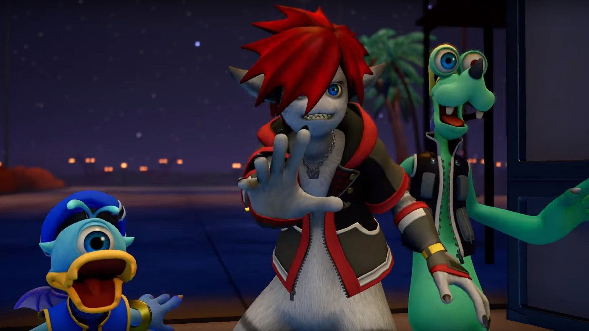 Square Enix is still saying Kingdom Hearts will be ready by the end