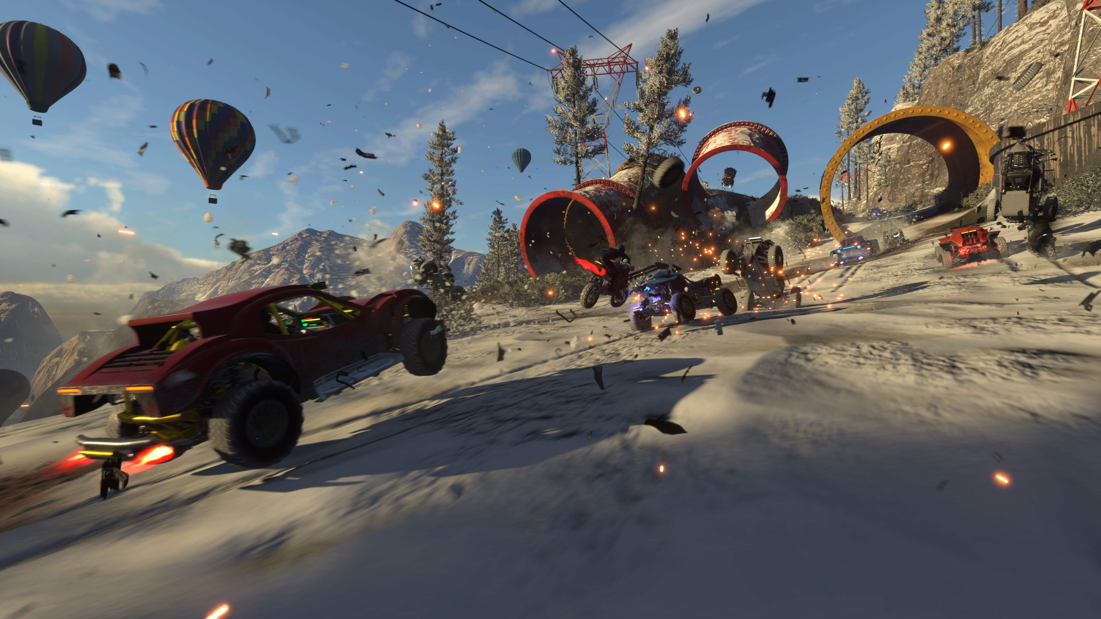 Contest: Win a code for Onrush's closed beta on PS4 screenshot
