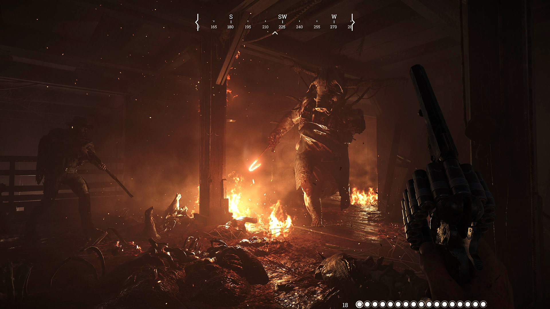 Hunt: Showdown's first big content update targets camping and a whole lot more screenshot