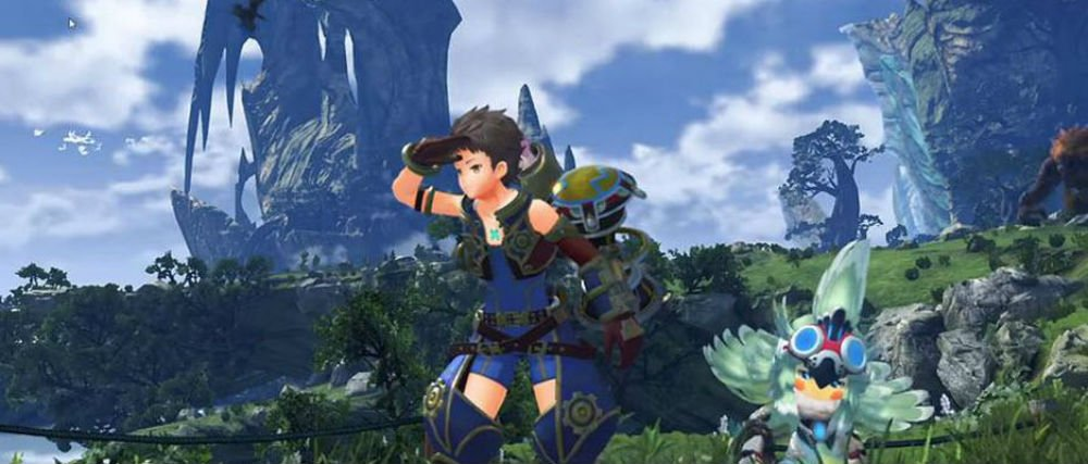 Spoilerific details datamined from upcoming Xenoblade Chronicles 2 DLC screenshot
