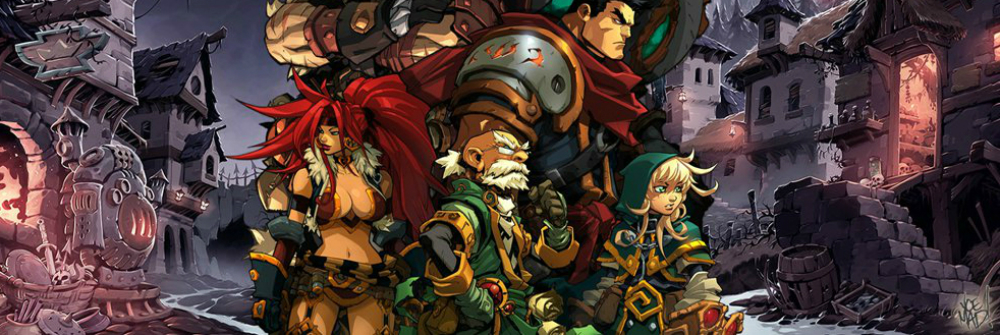 Battle Chasers: Nightwar brings its Neo-Chrono Trigger style to the Switch screenshot