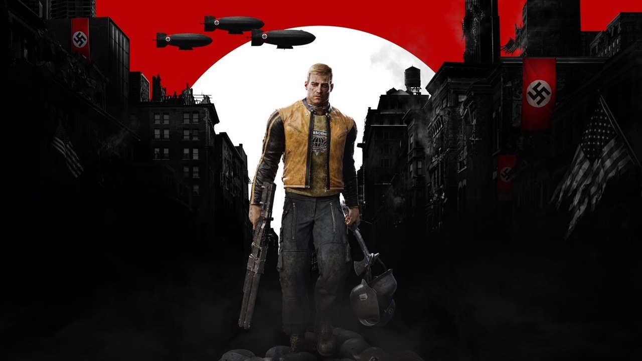 Wolfenstein II seems to be a whopping 23 GB on Switch, much bigger than initially listed screenshot