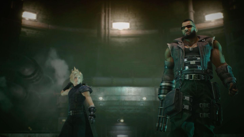 Famed composer Nobuo Uematsu is working on the Final Fantasy VII Remake screenshot