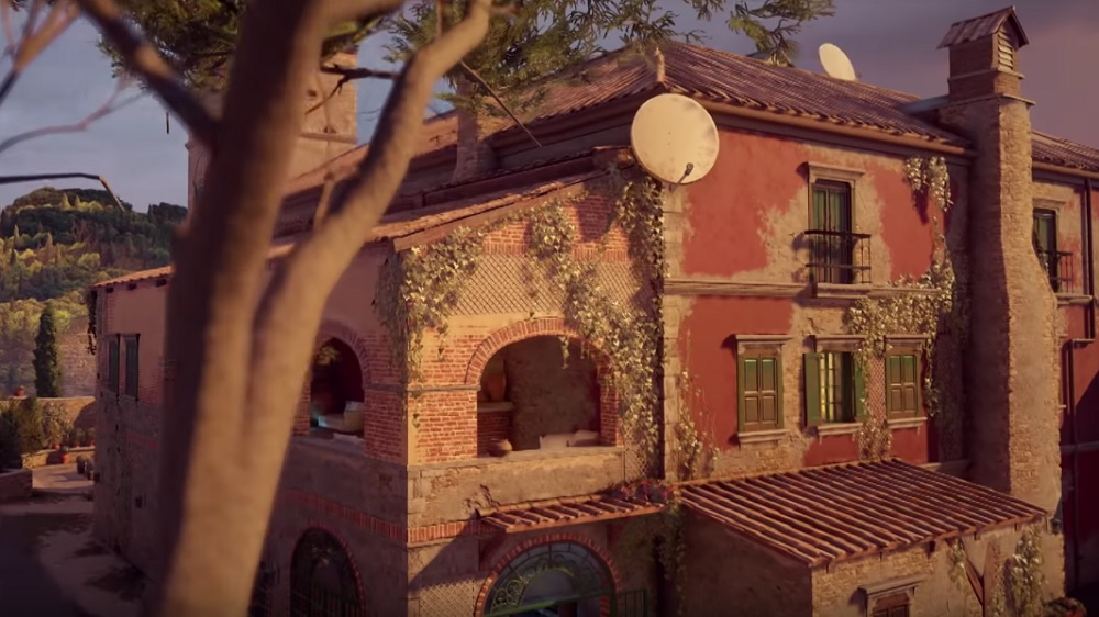 New Rainbow Six Siege trailer showcases upcoming Villa map screenshot