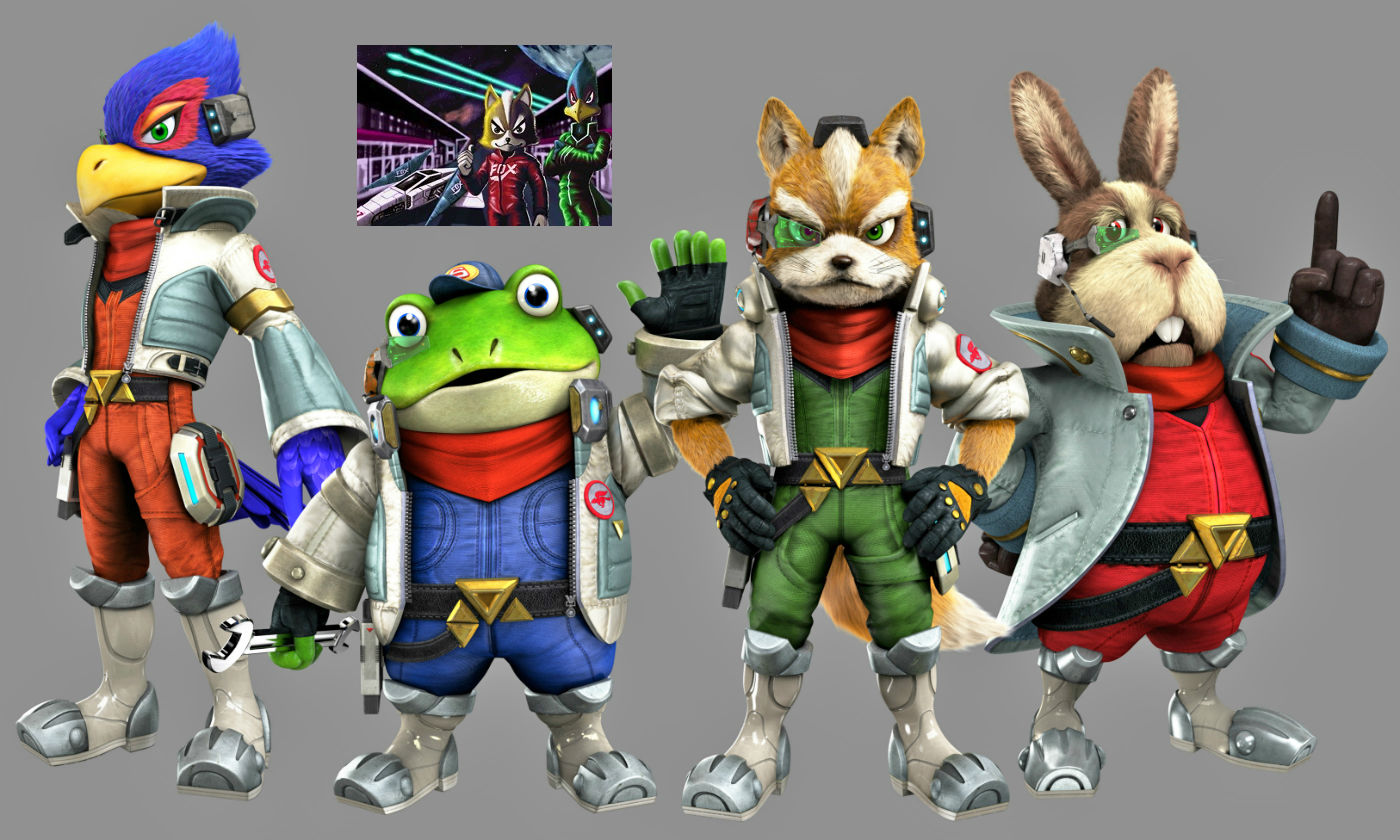 There's a wild rumor that the next Star Fox is a racing game: would you play it? screenshot
