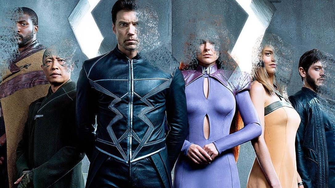 Shocker: Marvel's Inhumans cancelled by ABC screenshot