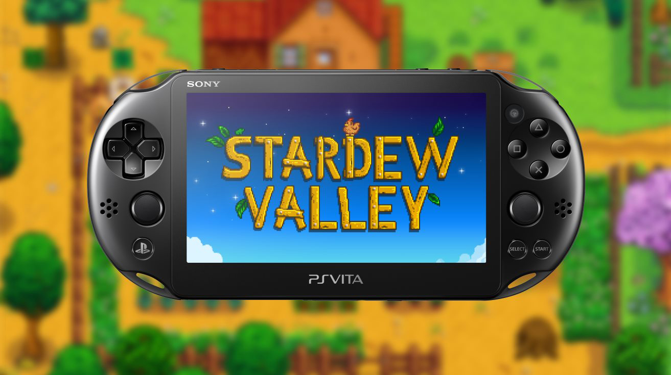 Stardew Valley launching for PlayStation Vita on May 22 screenshot