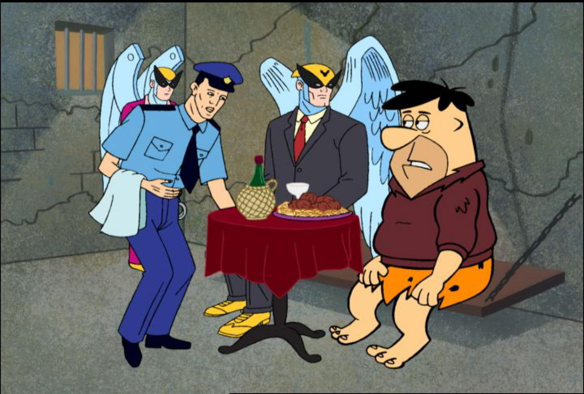 Prepare Yourselves For Harvey Birdman Attorney General