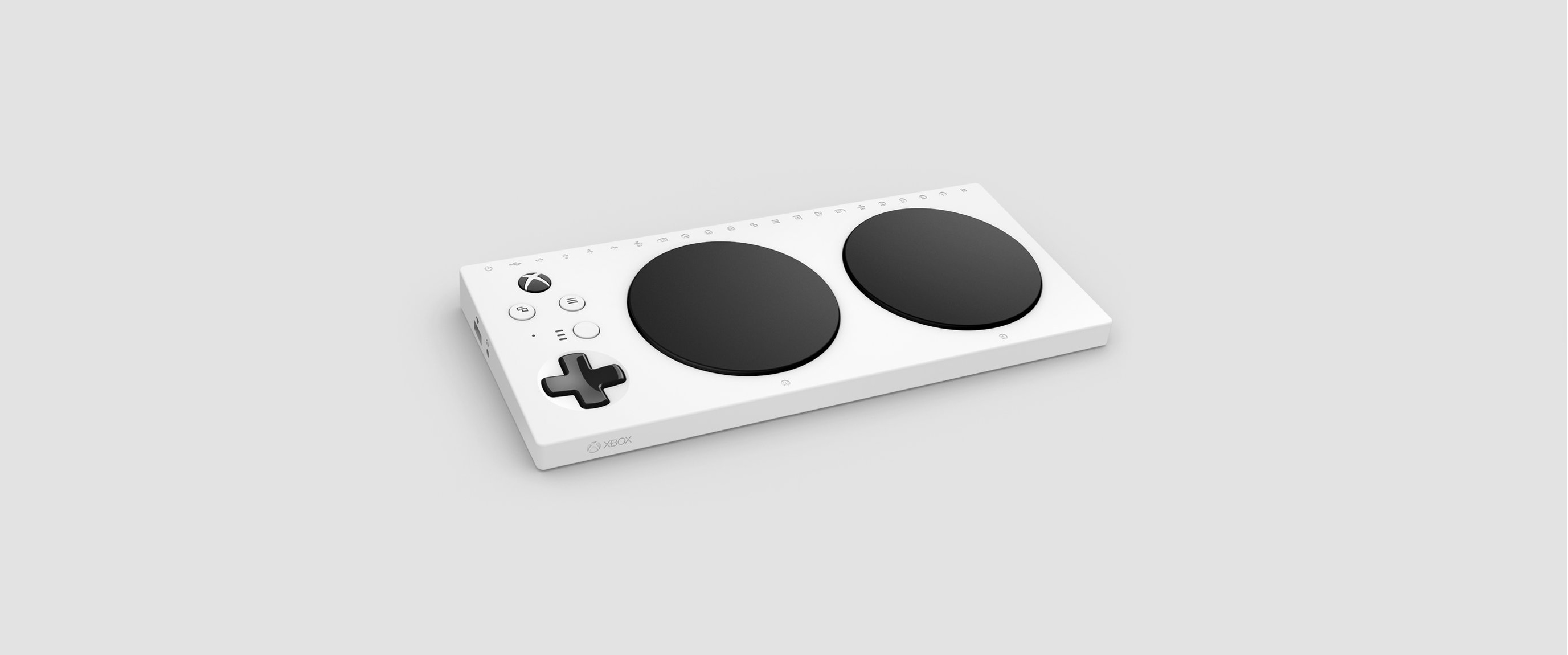 New accessibility-focused Xbox One controller leaks screenshot
