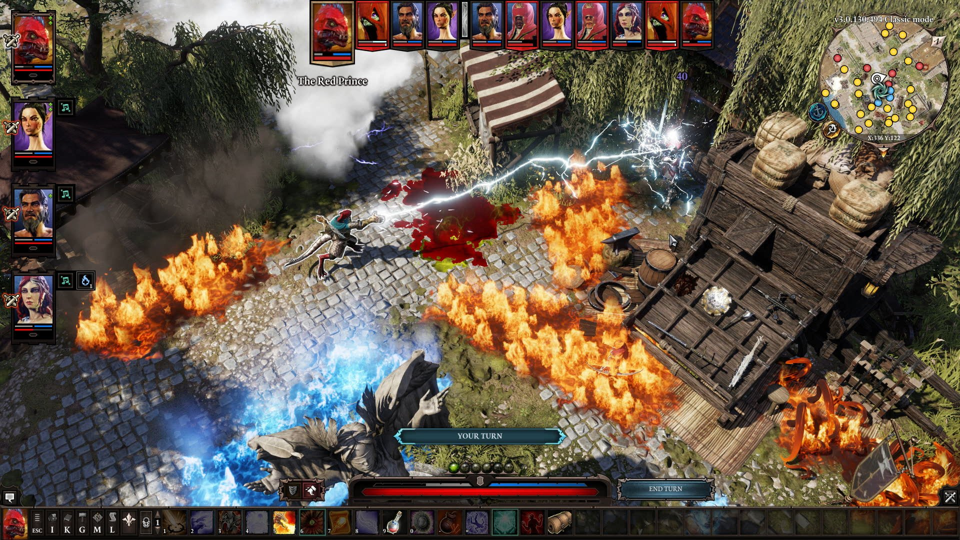 Divinity: Original Sin 2 launching three-hour trial on Xbox One this week screenshot