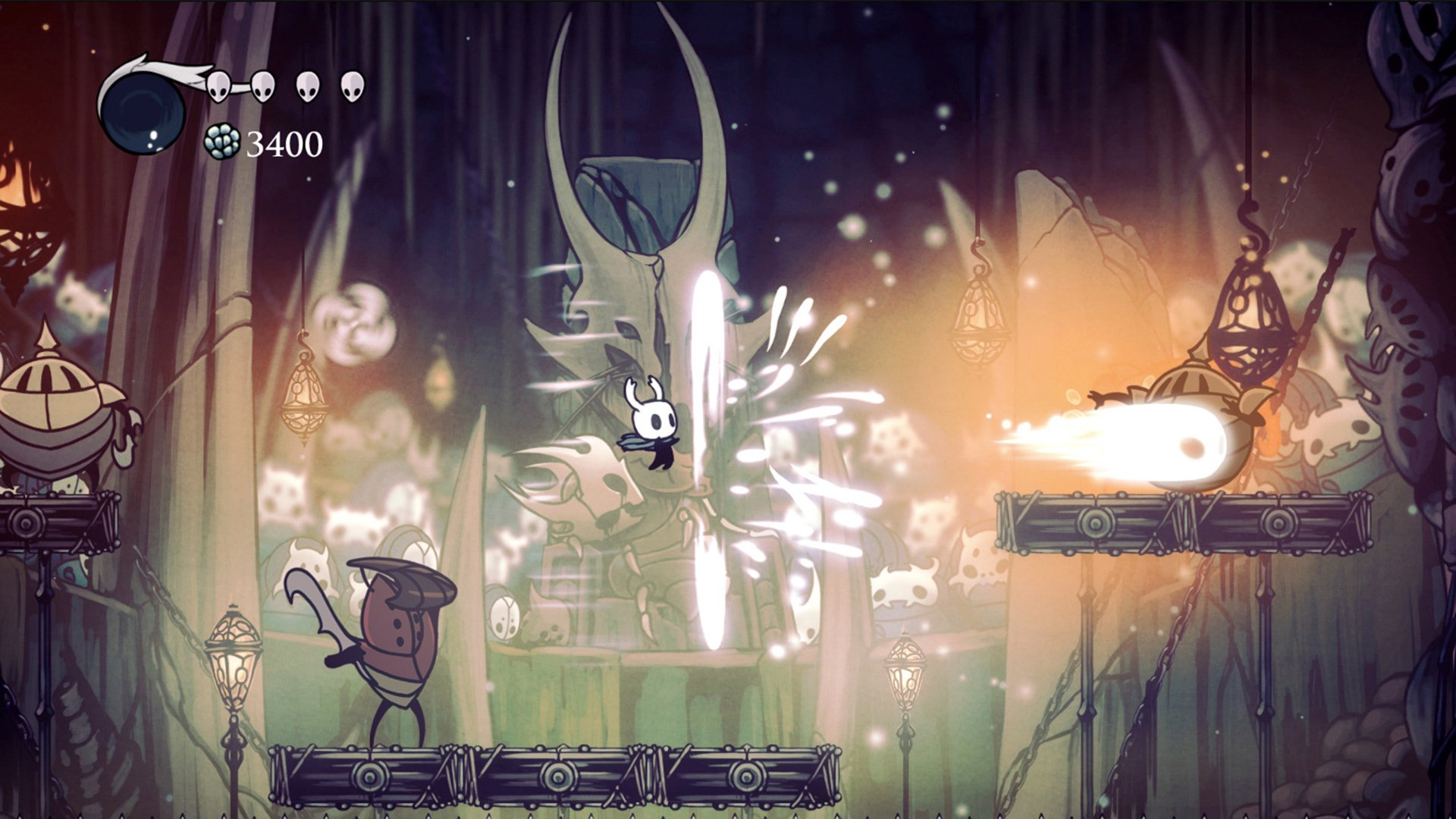 Hollow Knight will hit Switch 'soon,' Team Cherry knows fans want a physical edition screenshot