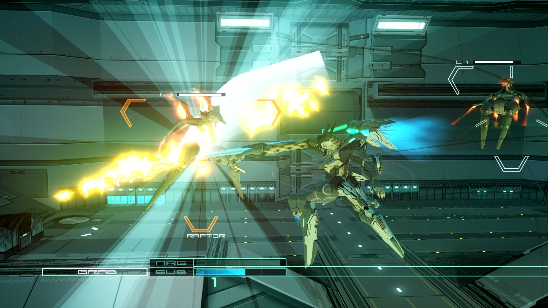 The Zone of the Enders 2 remaster is coming out on September 6 screenshot