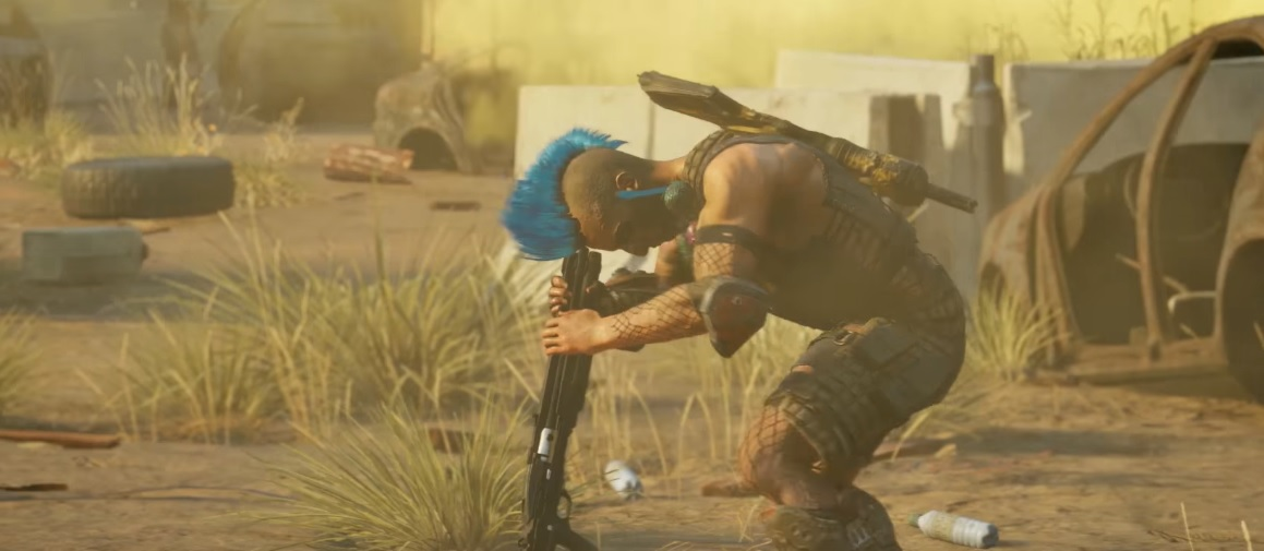 Bethesda unveils first gameplay footage of Rage 2 screenshot