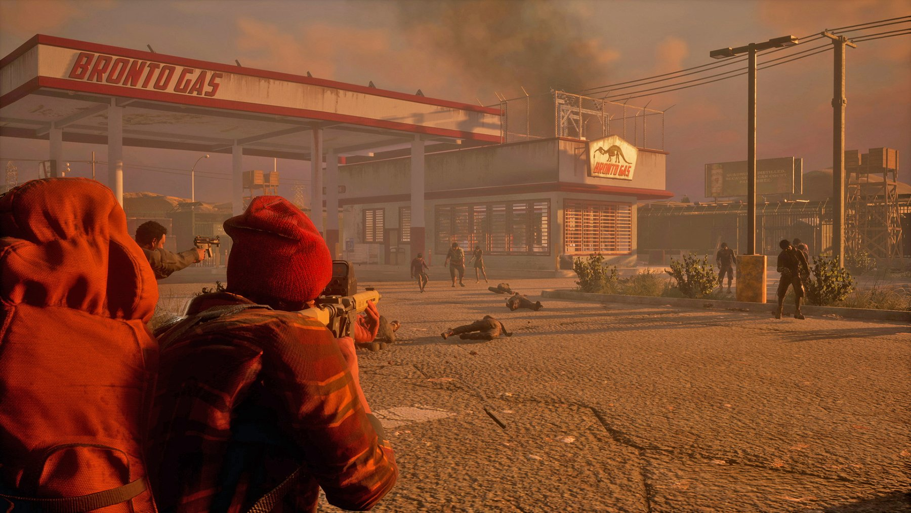 Review: State of Decay 2 screenshot
