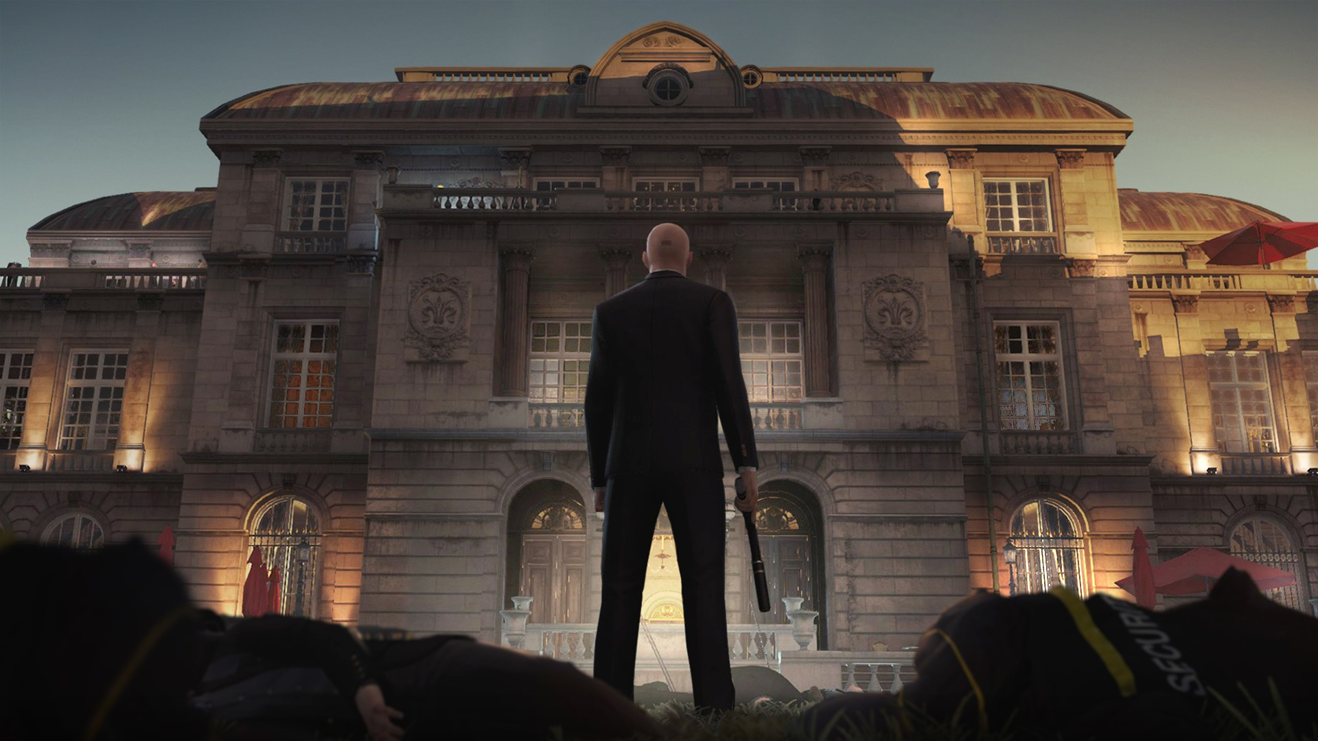 Hitman: Definitive Edition is out now as Warner Bros. takes over publishing duties screenshot