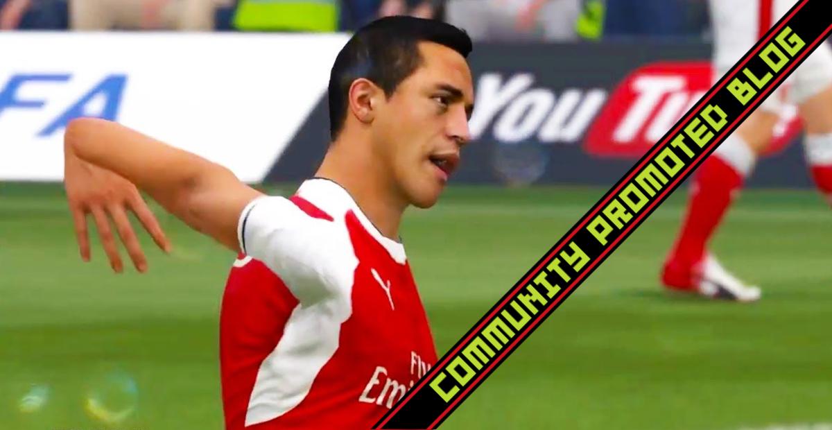 Why I play: Football games screenshot