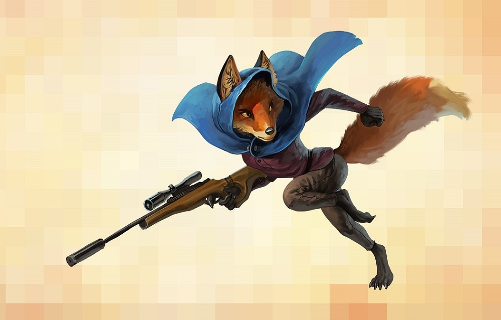 PS4 and PC crossplay coming to Tooth and Tail today screenshot
