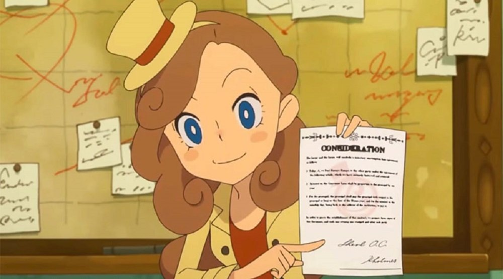 Layton: Katrielle and the Millionaires' Conspiracy headed to Switch in Japan screenshot