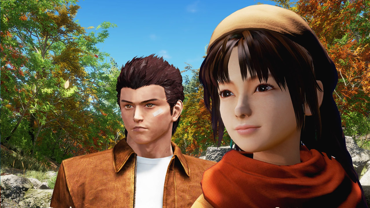 Shenmue III delayed to 2019, act surprised screenshot