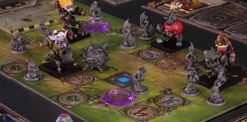Mechs vs. Minions is back in stock, and I'd highly recommend it if you can gather up three friends screenshot