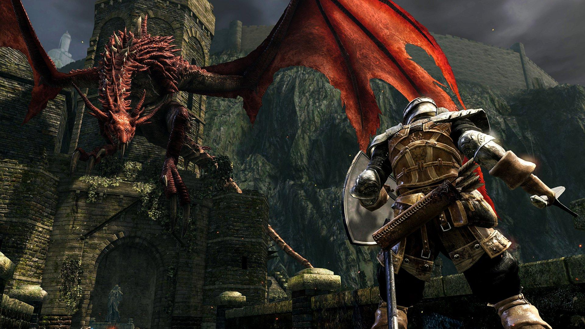 Dark Souls Remastered releases a whole day early on Steam