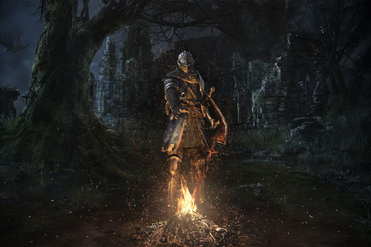 Review: Dark Souls Remastered screenshot