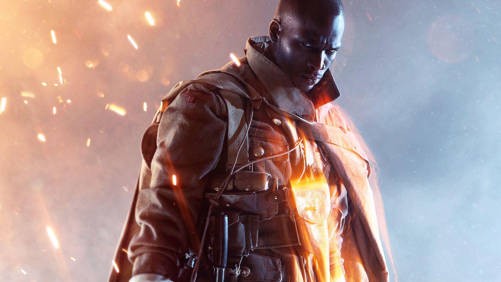DICE will reveal Battlefield V next week screenshot