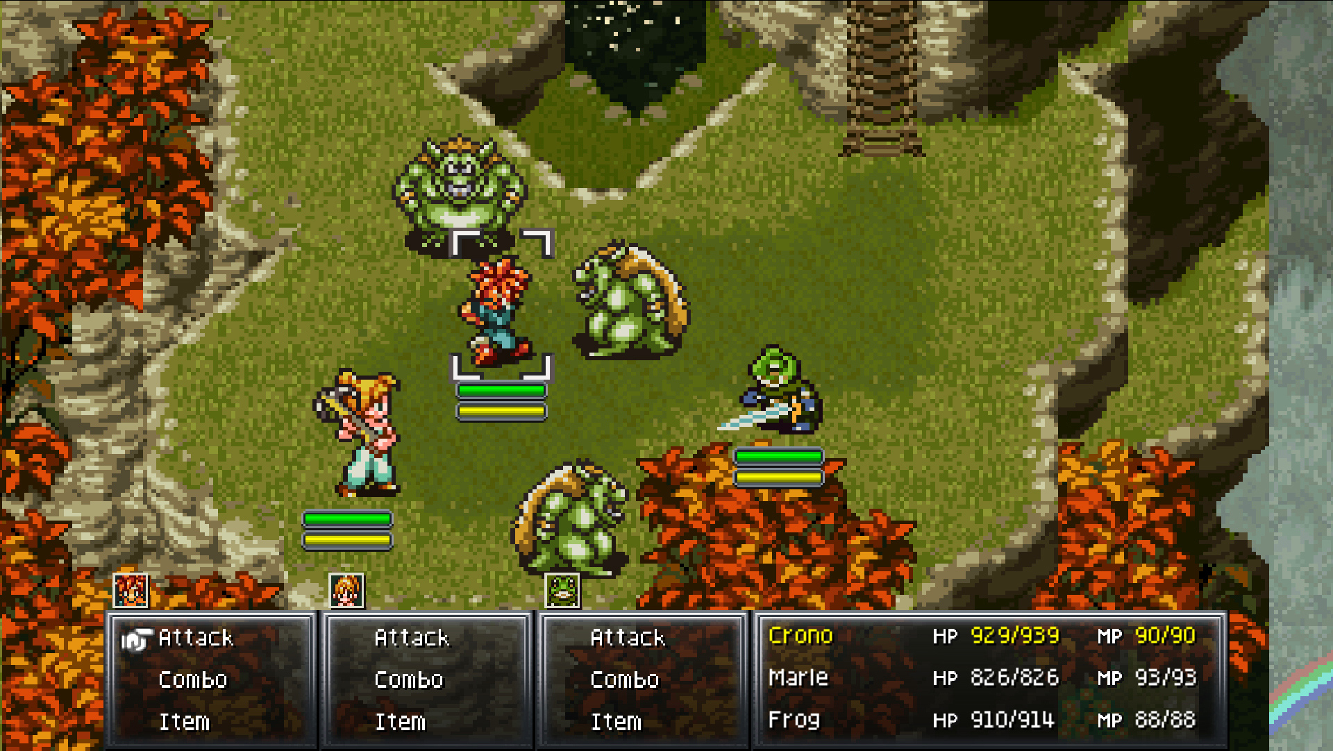Square Enix is still cleaning up the PC port of Chrono Trigger screenshot