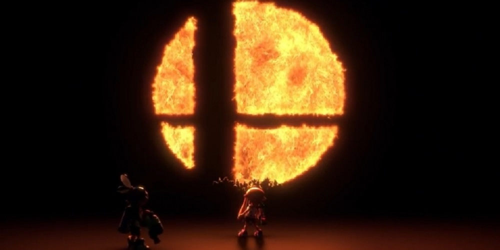 You'll need to pre-book a ticket to play Switch Smash Bros at E3 screenshot
