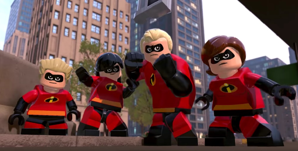 New LEGO The Incredibles trailer features rogues' gallery screenshot