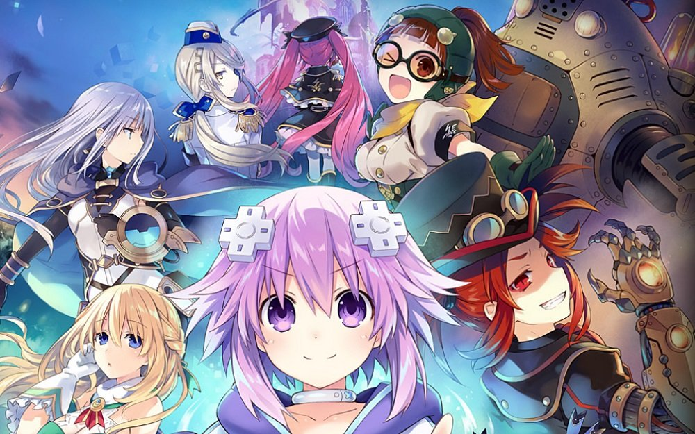 Brave Neptunia will arrive in the West as Super Neptunia RPG this Fall screenshot