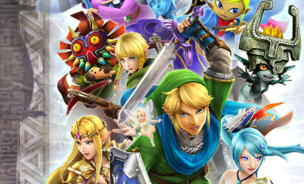 Nintendo Download: Hyrule Warriors: Definitive Edition screenshot