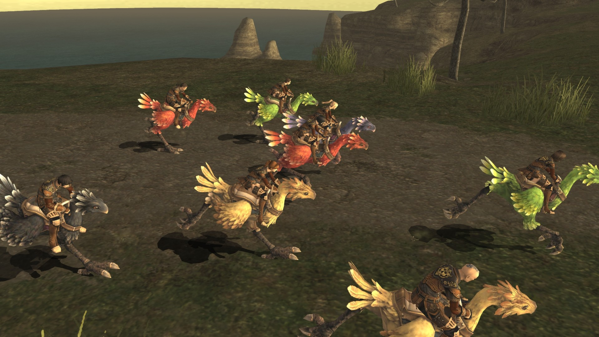 Square Enix addresses possibility of offline version of Final Fantasy XI