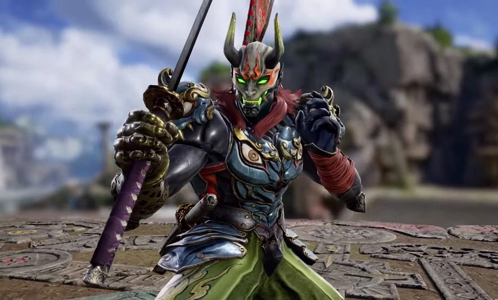 Tekken's Yoshimitsu returns once again in Soulcalibur VI screenshot