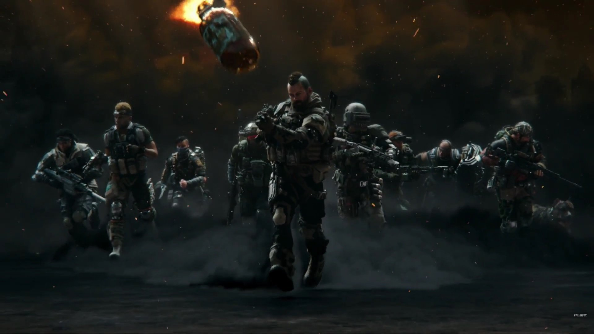 Here's the details on Black Ops 4's traditional multiplayer mode