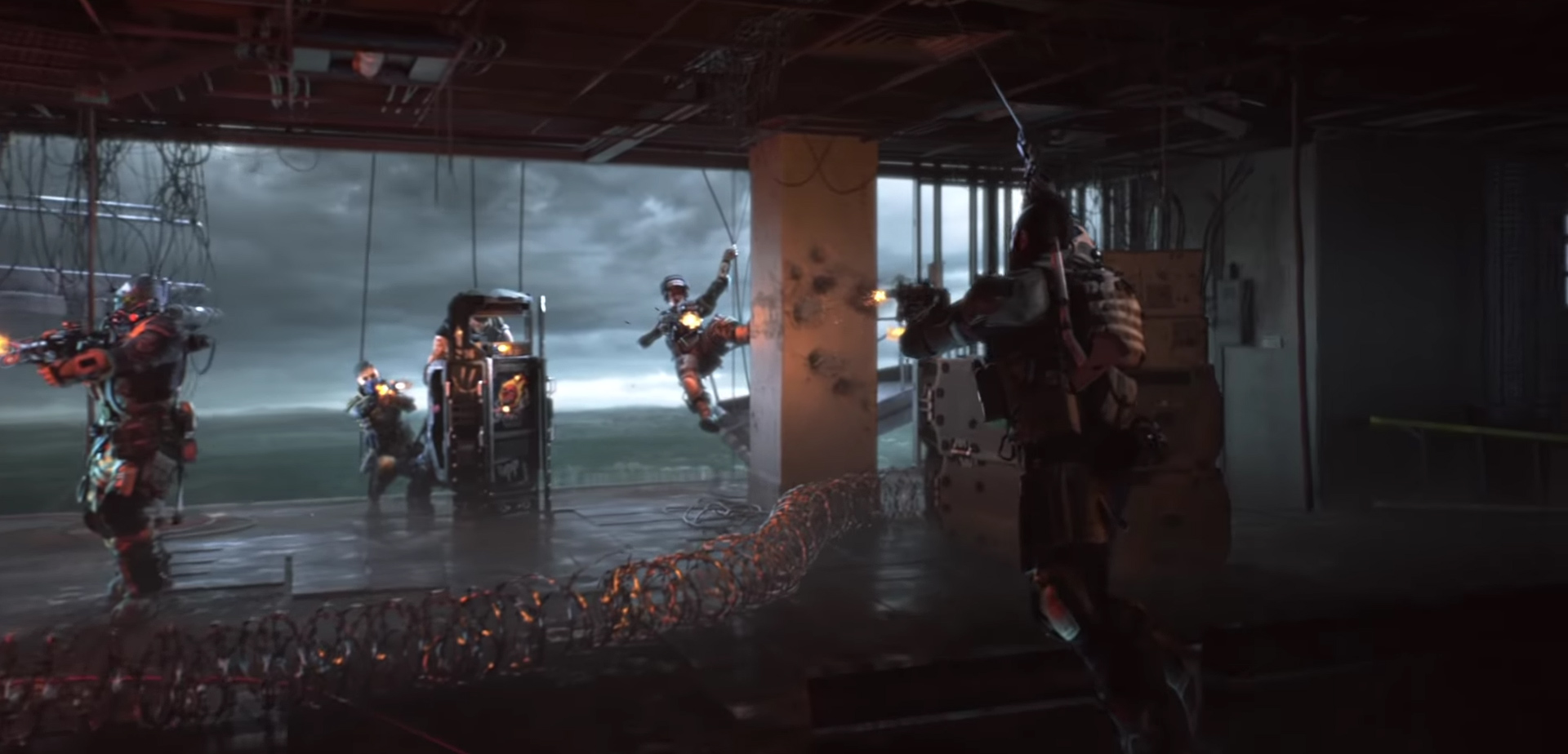 Blackout, a Battle Royale mode, is coming to Call of Duty: Black Ops 4 screenshot