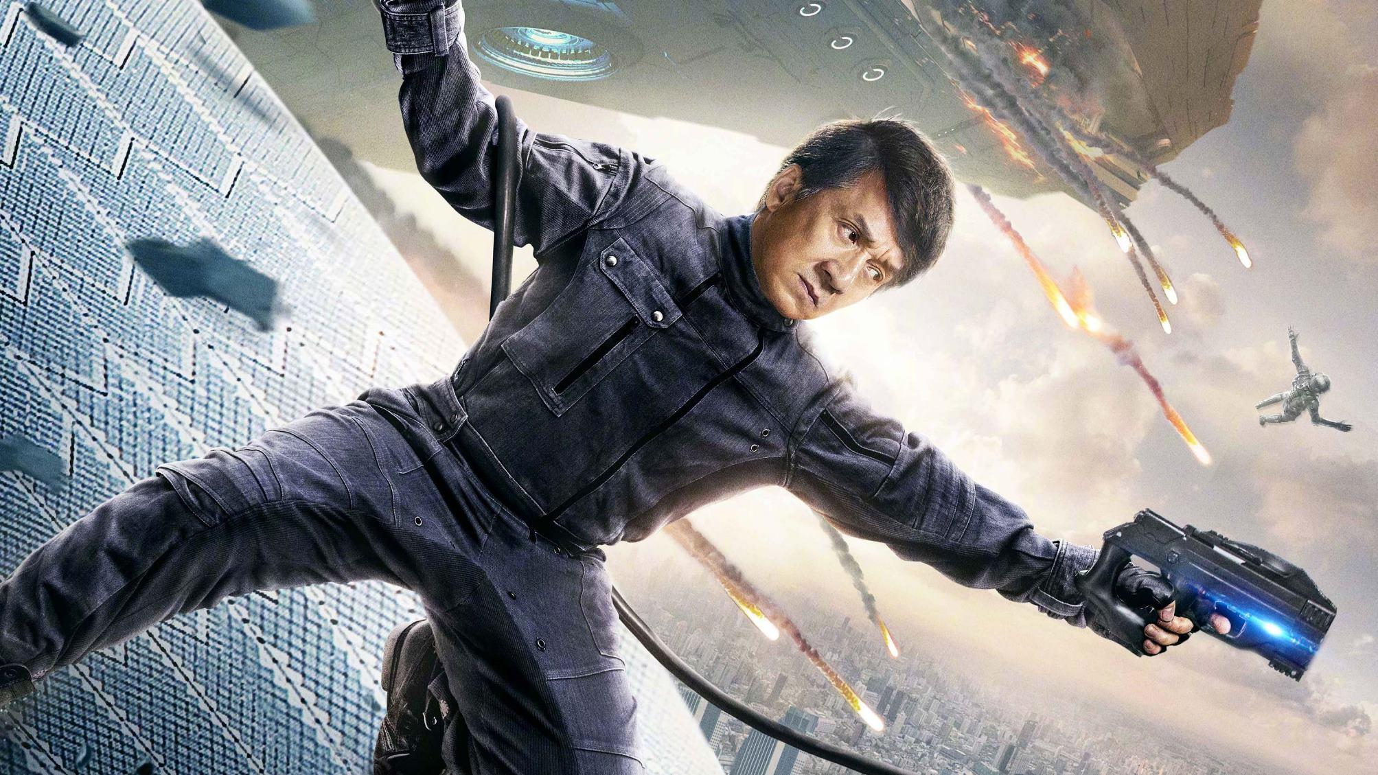 Bleeding Steel trailer has Jackie Chan fighting the Nemesis screenshot
