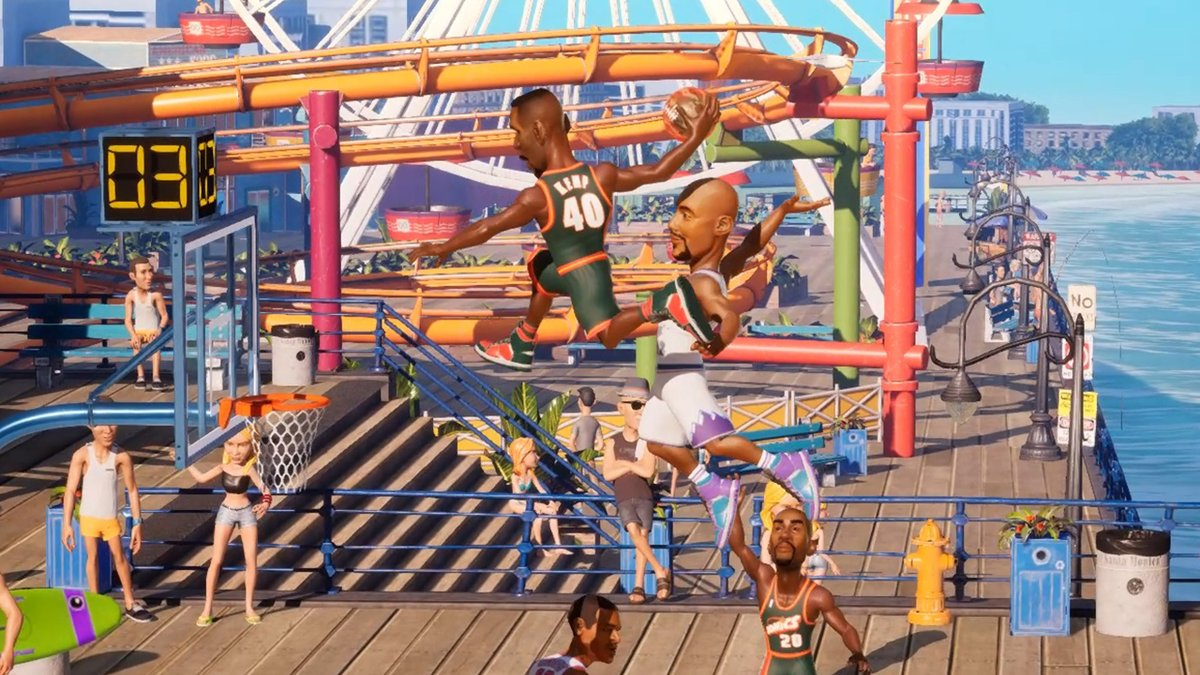 NBA Playgrounds 2 is the latest game to be hit with a delay screenshot
