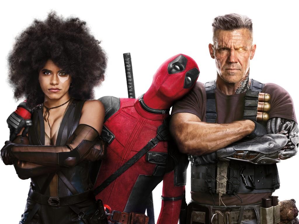 Review: Deadpool 2 screenshot