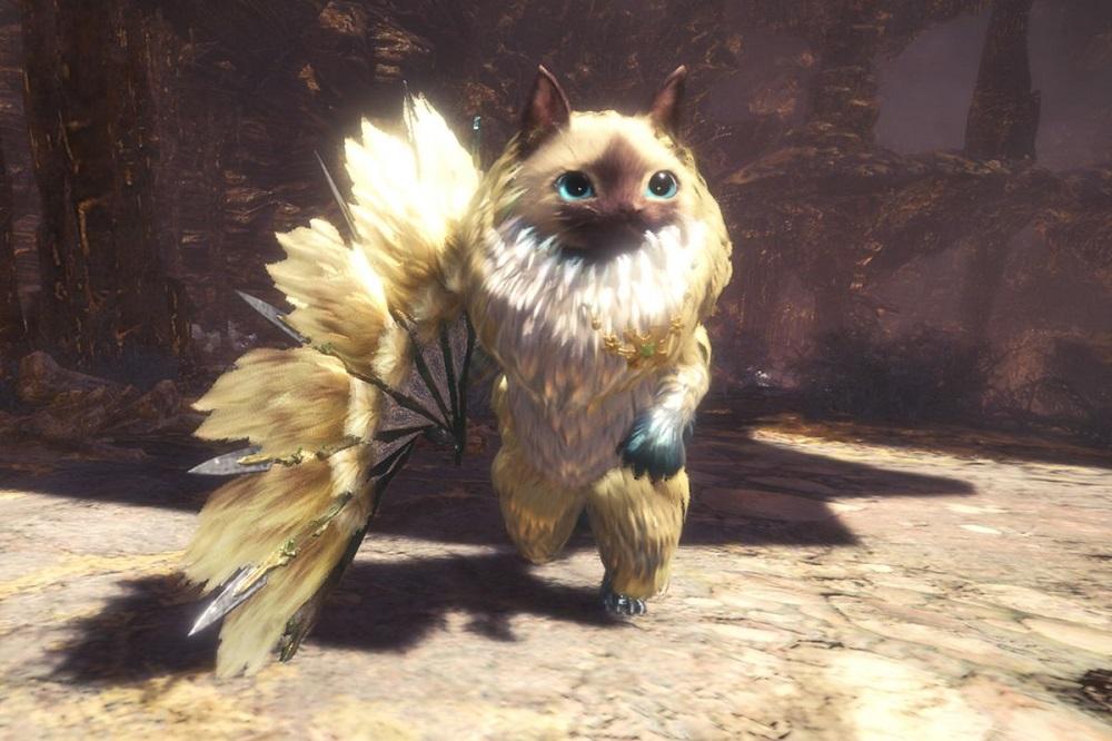 Login to Monster Hunter: World for a free powder pack screenshot