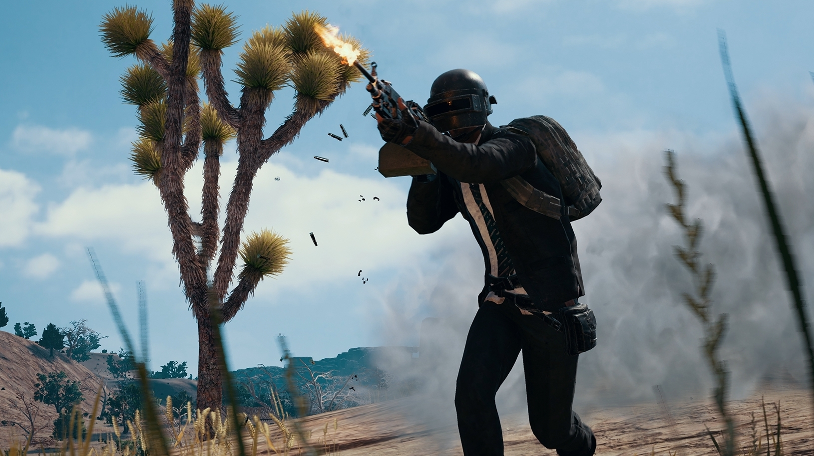 PUBG's 50-player deathmatch mode is now live screenshot