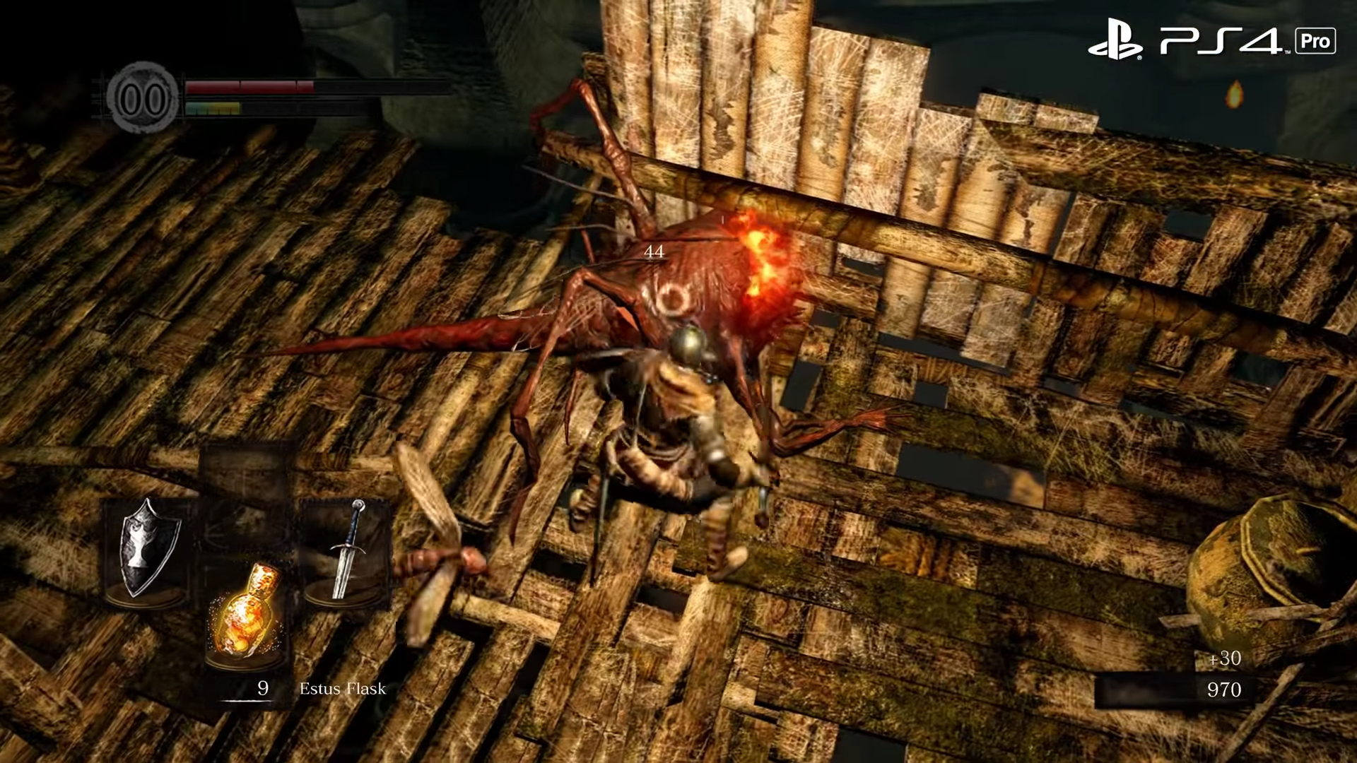 Blighttown won't be as much of a pain in Dark Souls: Remastered screenshot